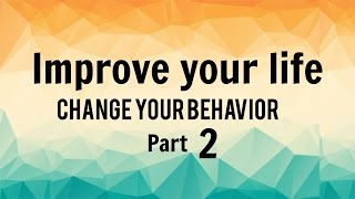 There's so many things to contemplate about changing a habit or behavior, before you start. This video will help you gain...