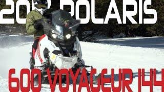 1. STV 2017 Polaris 600 Voyageur 144