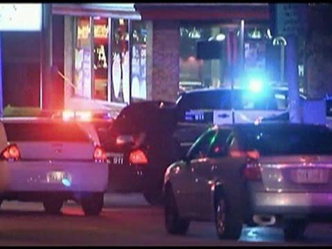 Police Bullet Kills `Cops' Film Crew Member