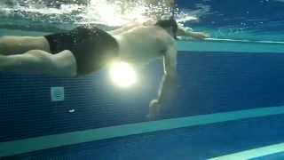 How to swim front crawl effortlessly