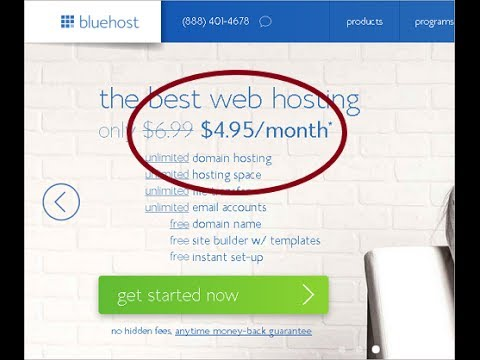 Bluehost Affiliate program – How To Join & Make Money