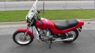 3. Used 2007 Honda Nighthawk CB250 Motorcycle For Sale