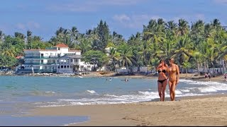 Cabarete Dominican Republic  city images : Cabarete Beach , Dominican Republic HD