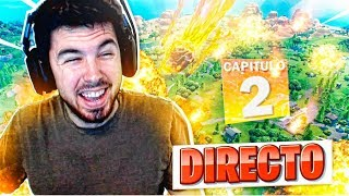 🔴 **EVENTO FINAL** EL FIN DEL MAPA DE FORTNITE *TEMPORADA 11*