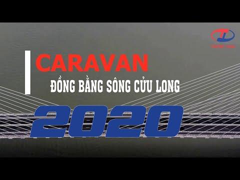 HÀNH TRÌNH CARAVAN ĐBSCL 2020 KHÉP LẠI VỚI BAO KỶ NIỆM ĐẸP.