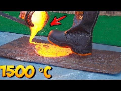 Desmintiendo mitos   ¡Nunca camines sobre lava!