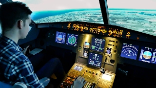 Video Private Pilot Tries To Fly The Airbus A320 | Take Off, Stall and Landing MP3, 3GP, MP4, WEBM, AVI, FLV Juli 2019
