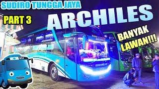Video [HD] PantuRAce, Ke SOLO Naik Bus Sudiro Tungga Jaya aka Archiles MP3, 3GP, MP4, WEBM, AVI, FLV September 2018