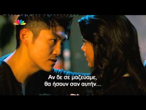 Fast and the Furious : Tokyo drift - Scene (Greek subs)