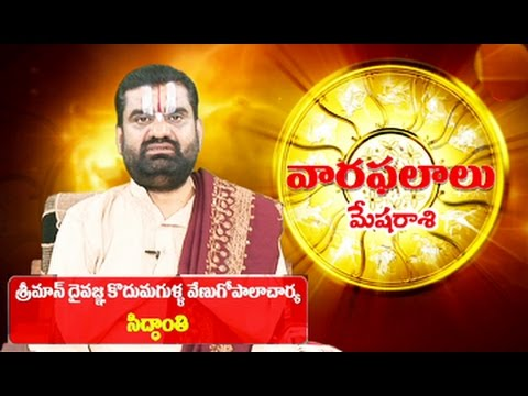 Vaara Phalalu || July 20th to July 26th || Weekly Predictions 2014 July 20th to July 26th