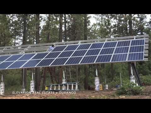 Durango real estate — Shaw Solar – home solar systems