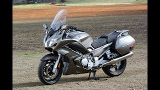 9. 2013 Yamaha FJR1300A - Walk Around