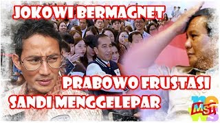 Video Jokowi Bermagnet, Prabowo Frustrasi, Sandiaga Menggelepar MP3, 3GP, MP4, WEBM, AVI, FLV September 2018