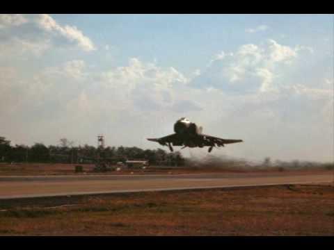 USAF Barrier Crews in Thailand 1969 to 1976