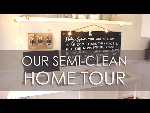 Our-semi-clean-home-tour