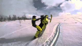 10. Ski-Doo Summit T3 154 Wheelies
