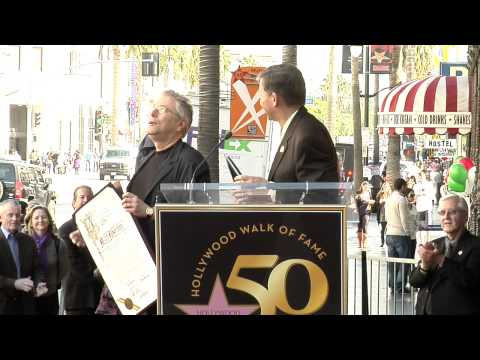 Alan Menken Walk of Fame Ceremony