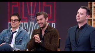 Nonton  Elvis   Nixon  Cast Discuss Roles In New Comedy Film Subtitle Indonesia Streaming Movie Download