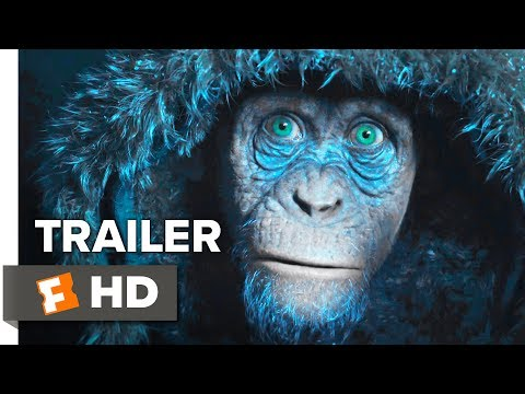 War for the Planet of the Apes Tr
