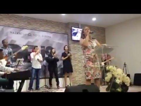DYLIAN ROCHA e Banda na Igreja Nazareno - Nova Europa