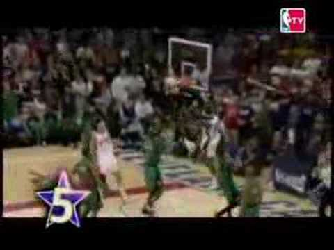 kevin garnett dunking on lebron james. Top 10 angles of Lebron James#39;