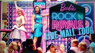 Nonton Barbie in Rock 'n Royals Live Mall Tour | Full Show Film Subtitle Indonesia Streaming Movie Download