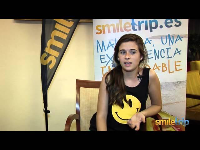 testimonio 2 de la experiencia SMILE TRIP