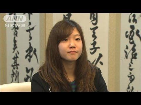 「本命チョコは・・・」バレエ・菅井円加さん会見(12/02/15)