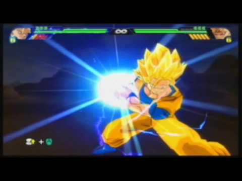 Dragon Ball Z Budokai Tenkaichi 3 Ultimate Blasts Part 1