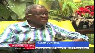 Using Bamboo grass to control floods
