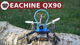 QX90 Drone fpv Eachine Unboxing en Français. Qx90 EachineClique ici pour t'abonner ► https://goo.gl/PkIcj8 (merci)-------Voici les liens des produits : -- LE DRONE  : ✔ Drone QX 90 Eachine  : http://bit.ly/QX90-Eachine-BanggoodACCESSOIRES indispensables pour le QX90 : -- LES HELICES :  ✔ 1 paquet d'Hélices supplémentaire Walkera (4 hélices) : http://bit.ly/helices_55mm_banggood ✔ 10 paquet d'Hélices supplémentaire Eachine (40 hélices): http://bit.ly/Helice_Eachine_40pcs_Banggood-- LES PROTECTIONS :   ✔ Protection de la caméra : http://bit.ly/camera-protection-Banggood ✔ Protection de l'antenne pour le QX90: http://bit.ly/protection-antenne-Banggood-- LES MOTEURS ✔Moteurs supplémentairement en cas de casse : http://bit.ly/moteur_8520_banggood-- LA RADICOMMANDE ✔ Radiocommande FLYSKY fs-i6 2.4G 6ch :  http://bit.ly/FlySky_Fs-i6-Banggood-- ENREGISTREUR / DVR ✔ DVR PRO Enregistreur Vidéo : http://bit.ly/eachine_ProDvr_Banggood-- BATTERIE Avec CHARGEUR RAPIDE ✔ Eachine 3.7V 600mah 25C Lipo 6 Batteries avec chargeur rapide : http://bit.ly/chargeur_rapide_1s_BanggoodA la différence des CX10, le QX90 Eachine n'est pas un jouet, mais une véritable plateforme FPV.Produit chinois relativement pas cher de la marque Eachine le QX90 BNF FlySky comprend  :  ✔ une carte de vol Eachine Tiny 32bits F3 Brushed basée sur une SP RACING F3 EVO pour Micro FPV Frame ✔ un combo FPV/Caméra compact ✔un module FlySky de réception.CONTENU DE LA BOÎTE du QX90 :   ✔ 1 x Eachine QX90 (avec un 1S 600mAh LiPo avec connecteur microLOSI)  ✔ 1 x câble parallèle pour la charge (livré sans chargeur)  ✔ 4 x hélices supplémentaires (2 CW, 2 CCW)  ✔ 2 x moteurs supplémentaires (1 CW, 1 CCW)  ✔ 1 x batterie supplémentaire ✔ 1 x une note pour le Bind (anglais)CAMERA FPV du QX90 : Le QX90 est livré avec une caméra de 25mW sans boîtier et avec une antenne Pinwheel  (4 feuilles).L'antenne est directement soudée sur le circuit imprimé de la caméra. Il faut impérativement prévoir la protection de la caméra et de l