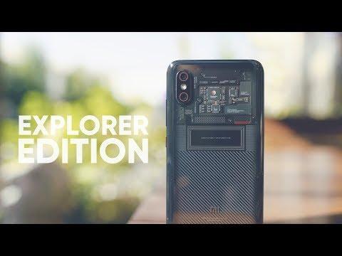 Насколько хорош Mi8 Explorer Edition?
