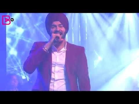 G Sidhu Performs Live at BritAsia TV Music Awards 2018