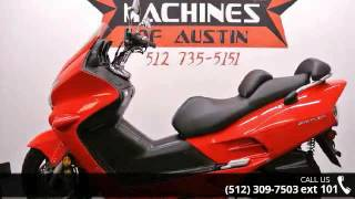 5. 2007 Honda Reflex Sport  - Dream Machines Indian Motorcyc...