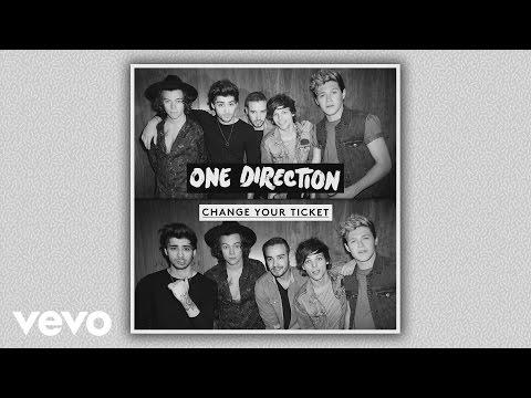 One Direction - Change Your Ticket lyrics