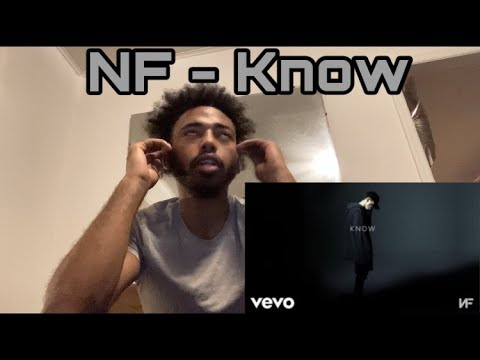 NF - Know (Audio) | Shadow Views TV reaction