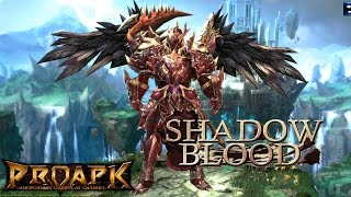 Download Video SHADOWBLOOD Gameplay Android / iOS - Berserker MP3 3GP MP4