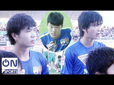 Tuấn Anh, Công Phượng, Xuân Trường - 4 siêu phẩm để đời cho Hoàng Anh Gia Lai ngày ra mắt V.League - Thời lượng: 4 phút, 27 giây.