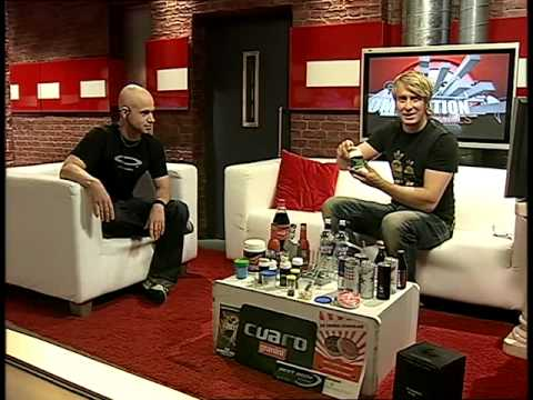 Best Body Nutrition Kick Speed - Test bei GIGA TV - Testsieger Koffein Guarana Taurin