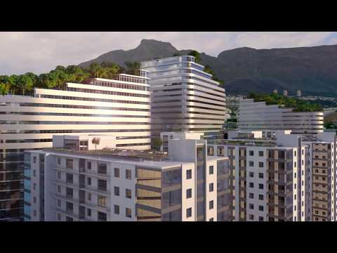 Massive new Harbour Arch mixed-use development to change the face of Cape Town