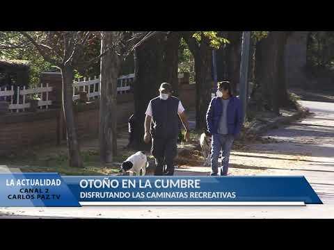 FLEXIBILIZACION DURANTE LA CUARENTENA: CUARENTANA: CAMINATAS PERMITIDAS EN LA CUMBRE