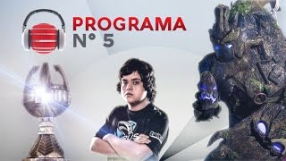 Punto.Gaming! TV S04E05 en VIVO - Especial League of Legends