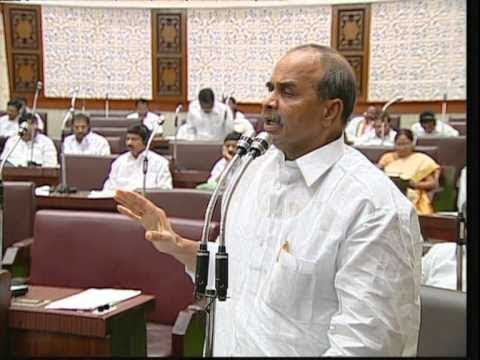 YSR Very Serious Speech In Assembly - YSR Assembly Series