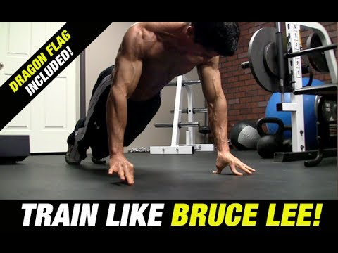 The Bruce Lee Workout Philosophy: How to effectively workout to gain Strength and Power