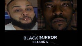 BLACK MIRROR Season 5 !! -Reaction Video! - EP #1 - Striking Vipers by Asight4soreeyez