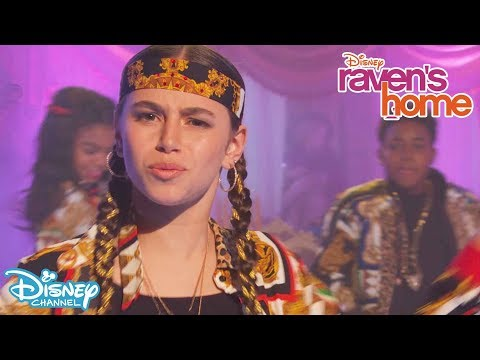 💨 Smokey Flow | Raven's Home | Disney Arabia