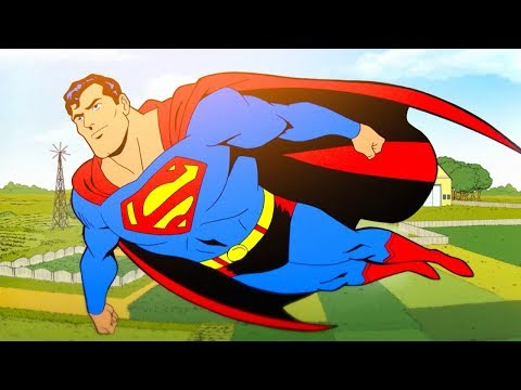 Superman 80th Anniversary Animated Short