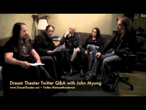 Dream Theater Twitter Q&A with John Myung any news on release date for the new album?