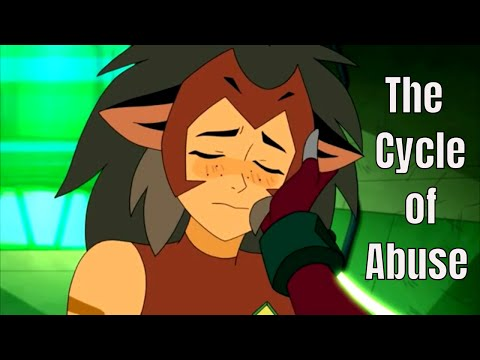 Catra: The Cycle of Abuse