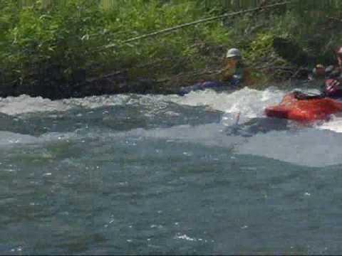 08-09 Thailand Kayak Playboating Training Camp Episode - part 2